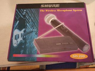 Беспроводной микрофон Shure