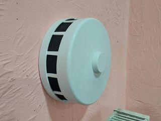 Не работает вентиляция ! плесень. спертый воздух. Установи приточный клапан от EcoVent.