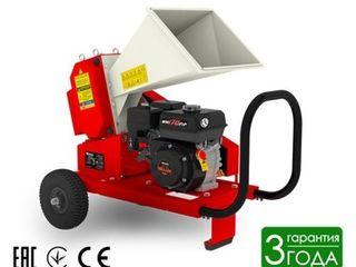 Tocator de crengi 7 c.p. AM-60 benzină/Измельчитель веток 7 л.с. бензин/Garantie/Livrare gratuita/