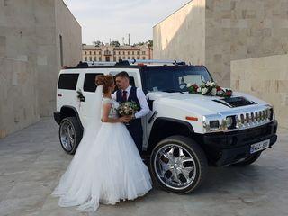 Hummer H2 Транспорт для торжеств Transport pentru ceremonie