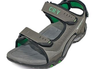 Мужские сандалии crowan - серые
