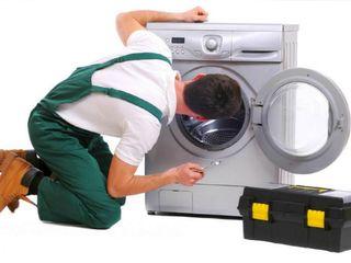 Reparația și instalarea mașinilor automate de spălat la domiciliu.