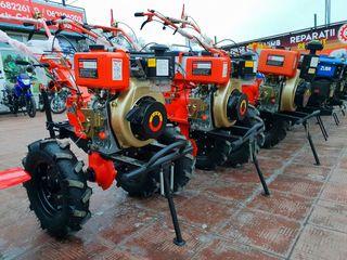 motoblocuri Zubr 6-15 c.p,racire pe apa-aer ,motorina,benzina,cel mai mic pret,magazin Motoplus