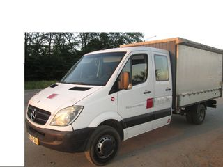 Mercedes 515 doka