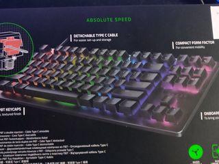 Vând tastatura razer huntsman tournament edition