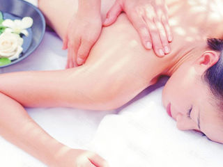 Deep tissue and swedish full body massage