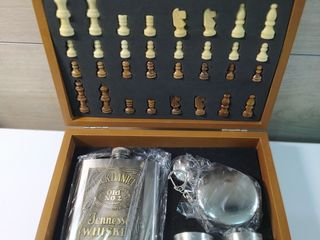 Подарочный набор +шахматы