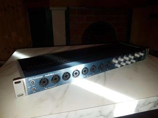 Звуковая карта (микшер) Presonus audiobox 1818vsl Sound Card.Mixer. 260 euro!