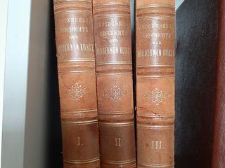 Антикварная книга! История искусств на немецком 1894 года!