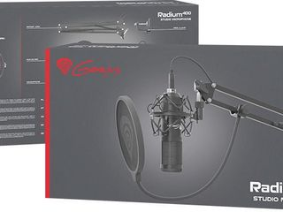 Microfoane pentru Streaming/Podcast/Studio Genesis, Razer, Thronmax, Marvo. Колонки Razer, Marvo.
