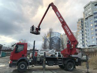 Ridicarea materialelor de constructie pina la 11 etaj