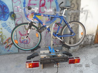 Автоподставка , 2 велосипеда,