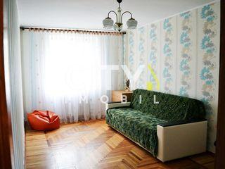 Сдаётся в аренду 3-х комн. квартира, Кишинев, Центр 70 m !!