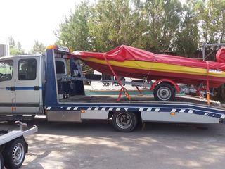 Evacuator - Tehnica speciala / Minivan-Microbus