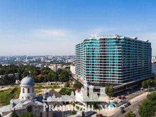 OASIS! 3 camere cu living + terasă superba de 161 MP! 118 locativi!
