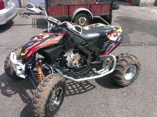 KTM квадрацикл