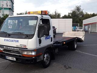 Mitsubishi Canter Evacuator