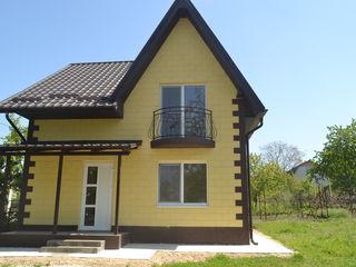 Дом в продажу, 2-х уровневый, Думбрава, 120 кв. м + 6 сот