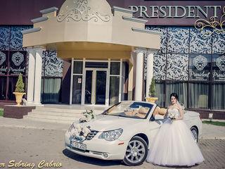 Cabrioleta de lux - Chrysler Sebring (de la 100€)