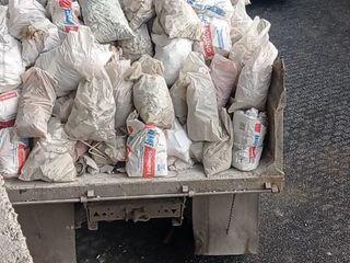 Evacuarea gunoiului /hamali/demolare.