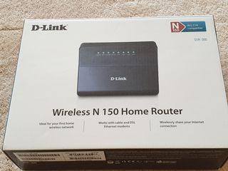 Router DIR-300 + TVset Sentone