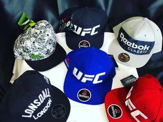 Snapback NF,UFC,Lonsdale  100% original !!