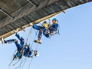 Alpinist высотные монтаж демонтаж  5432vg