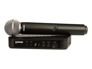 Radiomicrofon Shure SM58 nou