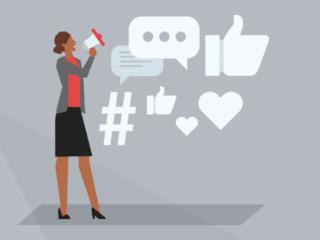 Promovarea afacerilor pe facebook/instagram