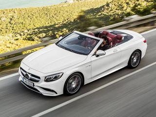 Mercedes S class, E class, G class, GLE, S cabrio Coupe, Sprinter si alt.