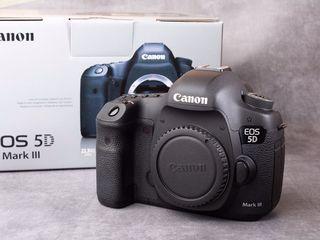 Canon 5d Mark lll Body Nou