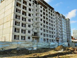Buiucani, Bloc Nou, 85-88m2 , 550e/m2, posibil 3 dorm + living, Proiect design cadou.