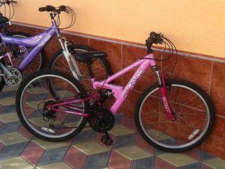 Biciclete din germania roti 20-24-26 ,in stare noua , Recent aduse ,au frina fata spate ,armotizatoa