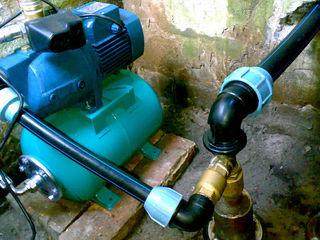 Услуги по водоснабжению монтаж продажа