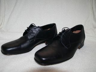 Туфли из натуральной кожи италия 41-42-43