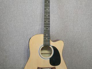 электроакустическая гитара (новая)