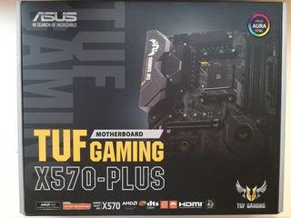Asus TUF Gaming X570-PLUS новая в упаковке