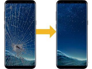 Schimbarea sticlei si display Samsung ! Super pret !