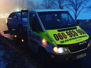 Evacuator Orhei - Chisinau - Balti - Ocnita - Otaci - Donduseni - Comrat