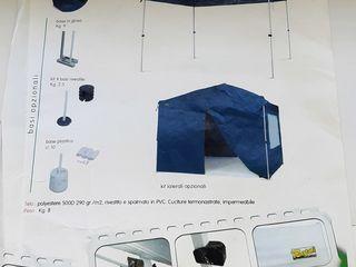 Фирма Италия новые 4 стенки для тенда, качество высшее не целафан что продают в Кишиневе