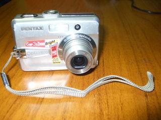 Фотоаппарат Canon.Pentax Optio E10.Mitsuca pc-488. Вспышка cccр