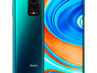 Смартфон Xiaomi Redmi Note 9S (6 GB/128 GB) Blue. Доставка по всей Молдове