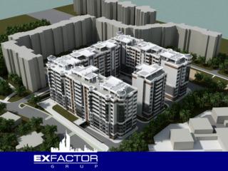 Exfactor Grup sect. Centru str. Albisoara - 1 camera 46 m2 la cele mai bune conditii, sunati acum !