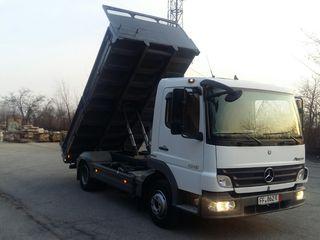Вывоз строительного мусора самосвал basculanta nisip gunoi
