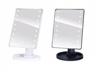 Зеркало с точечной подсветкой лед. Доставка бесплатно