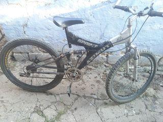 Vind bicicleta Azimut,, cu doar 1200lei starea buna...