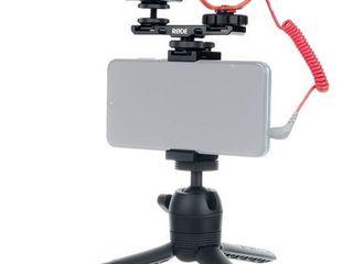 Set pentru crearea videoului cu telefon Rode Vlogger Kit Universal.Livrare gratis în toată Moldova