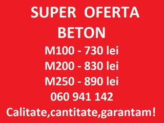 SUPER OFERTA BETON!