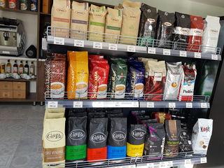 Cafea naturala, ceai, siropuri in assortiment...