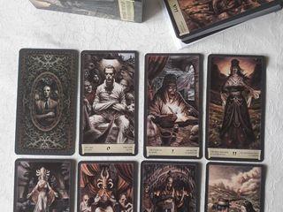 Таро Черный Гримуар (Dark Grimoire Tarot)